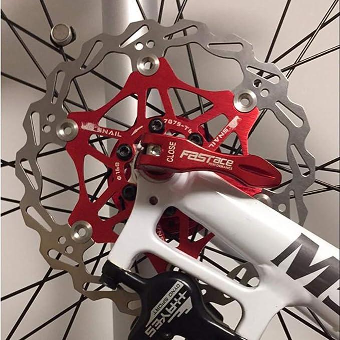 SNAIL Floating Rotor 160mm,180mm,203mm MTB Bike Disc Brake Rotor 6 Bolts Caliper