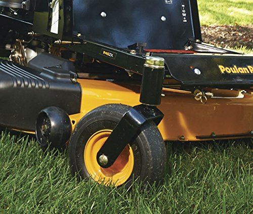 Poulan Pro P46ZX Briggs V Twin Electronics Features