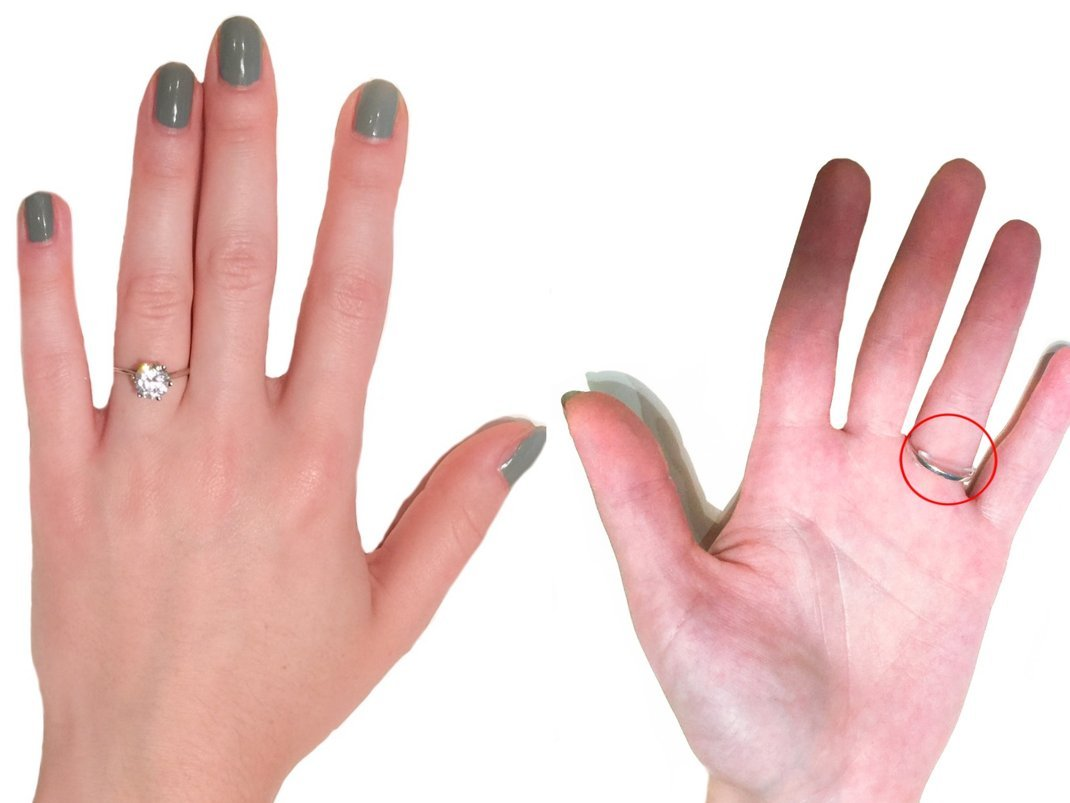 RINGO: 10-Pack of the Invisible Ring Sizer with Transparent Memory ...