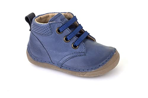tout neuf 0921e 6e8df FRODDO Chaussures Premiers Pas pour Bébé (Garçon) - Bleu ...
