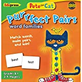 Pete the Cat Purrfect Pairs Game: Word Families (EP-3532)