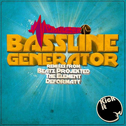 Modulizer - Bassline Generator