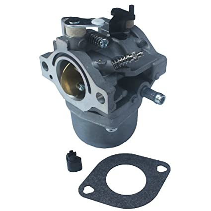 KIPA Carburetor For Briggs Stratton Walbro LMT 5 4993 LMT 162 LMT 165 LMT 166 With Mounting Gasket Replace OEM Number 494392 494502 495706