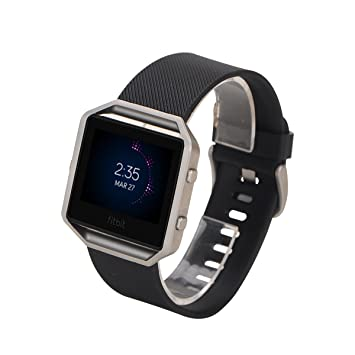 Modelshow 11 Colores Fitbit Blaze Banda de Silicona de Repuesto tamaño pequeño Gran Banda Pulsera Correa para Fitbit Blaze Smart Fitness Reloj: Amazon.es: ...