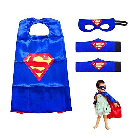 Costumi da Supereroi per Bambini LMYTech Mantello per Bambini ... ad322559691