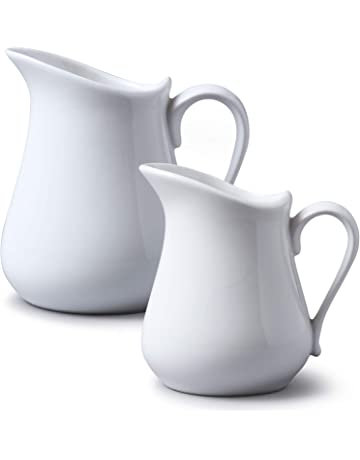 Wm Bartleet & Sons - Jarras de porcelana