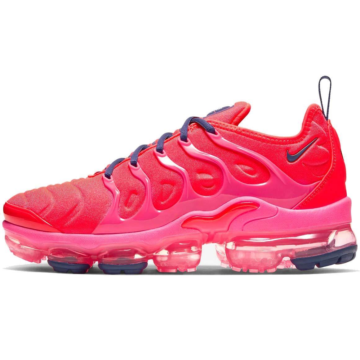 nike vapormax plus women's pink