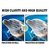 120 Inch Projector Screen Enhanced Foldable PVC