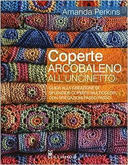Amazonit Coperte Arcobaleno Alluncinetto Guida Alla Creazione Di