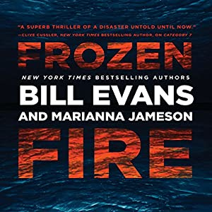 Frozen Fire Audiobook