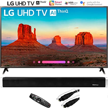 Amazoncom Lg 49uk6300pue 49 Class 4k Hdr Smart Led Ai Uhd Tv W