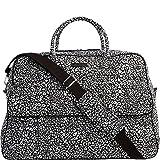 Vera Bradley Luggage Women's Grand Traveler Camo Cat Duffel Bag