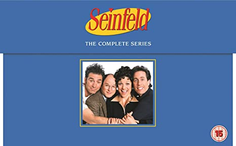 7c8164fed Seinfeld  The Complete Series  DVD   Amazon.co.uk  Jerry Seinfeld ...