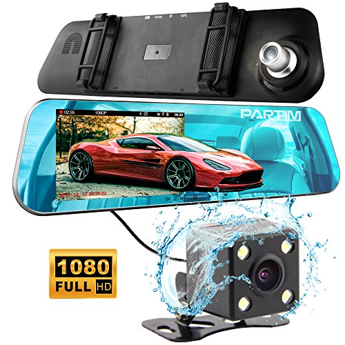PARTIM NX100 Backup Camera Cars product image
