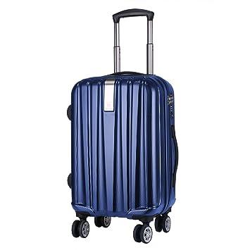 1176952db WindTook rígida Maleta Maleta de viaje, 4 ruedas, 20 - 24 Inch En 2  Colores, 6076-Blau, 21 pulgadas (50,8 cm): Amazon.es: Deportes y aire libre