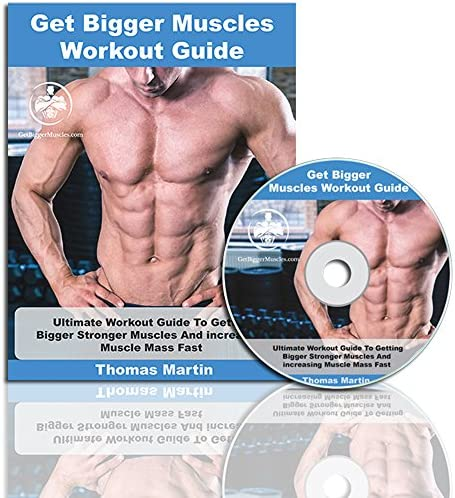 90 Day Muscle Building Course for Beginners. Weight Training & Weight Lifting. Learn How to Build Muscle Fast. Includes Muscle Cook Book, Dumbell Exercises & Logs. Build Muscle for Women & Men 2