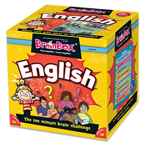 The Green Board Game Co. G0990045 Brainbox English ()