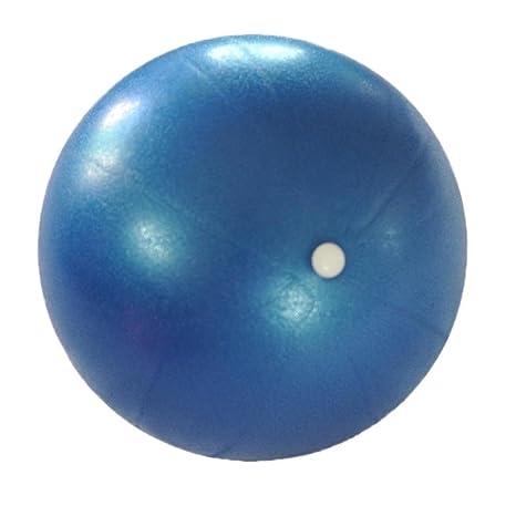 Vovotrade 25cm Ejercicio fitness GYM suave yoga bola (azul ...