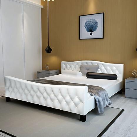 Letto Matrimoniale Con Cuccia.Furnituredeals Letti Doppio Letto Matrimoniale Con Materasso 140 X