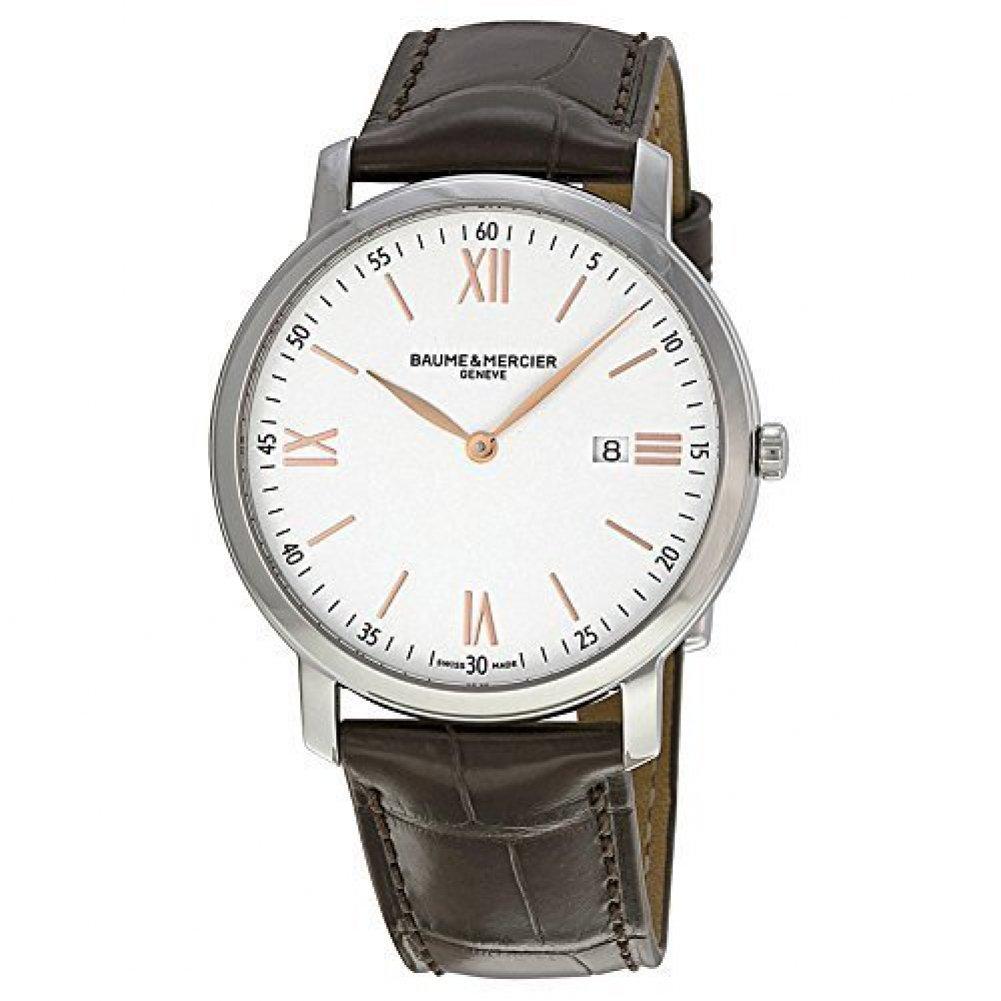 [ボーム&メルシエ]Baume & Mercier 腕時計 Baume and Mercier Classima Executives Quartz Watch MOA10181 メンズ [並行輸入品] B01APKWKQQ