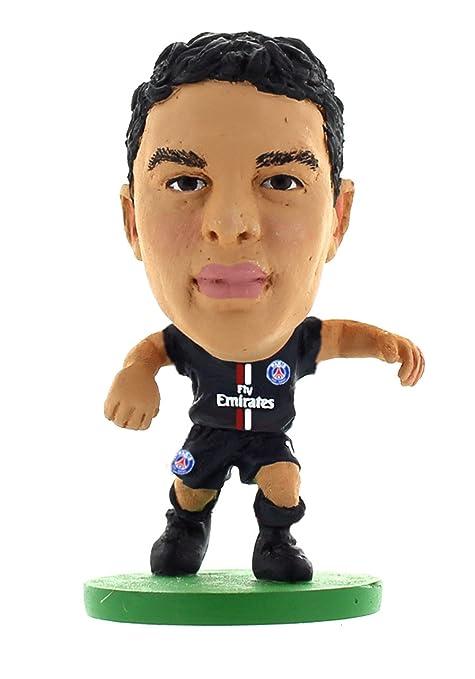 2 opinioni per Soccerstarz Paris Kit da casa Saint Germain Thiago Silva