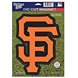 San Francisco Giants Official MLB 6 inch x 9 inch Car Magnet by Wincraft
