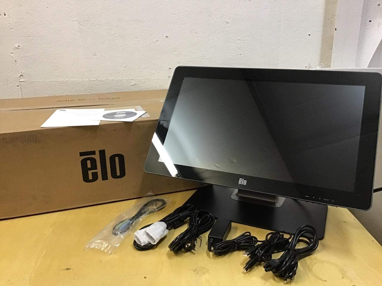 Elo 2201L iTouch 22-inch HD Widescreen SAW LED Touchscreen Monitor (E382790)