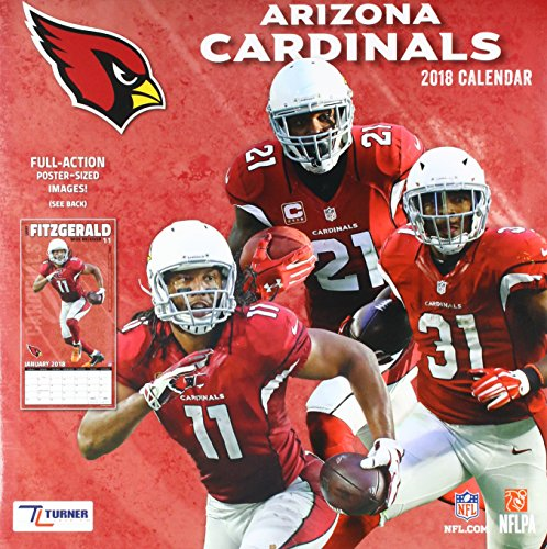Arizona Cardinals 2018 Calendar
