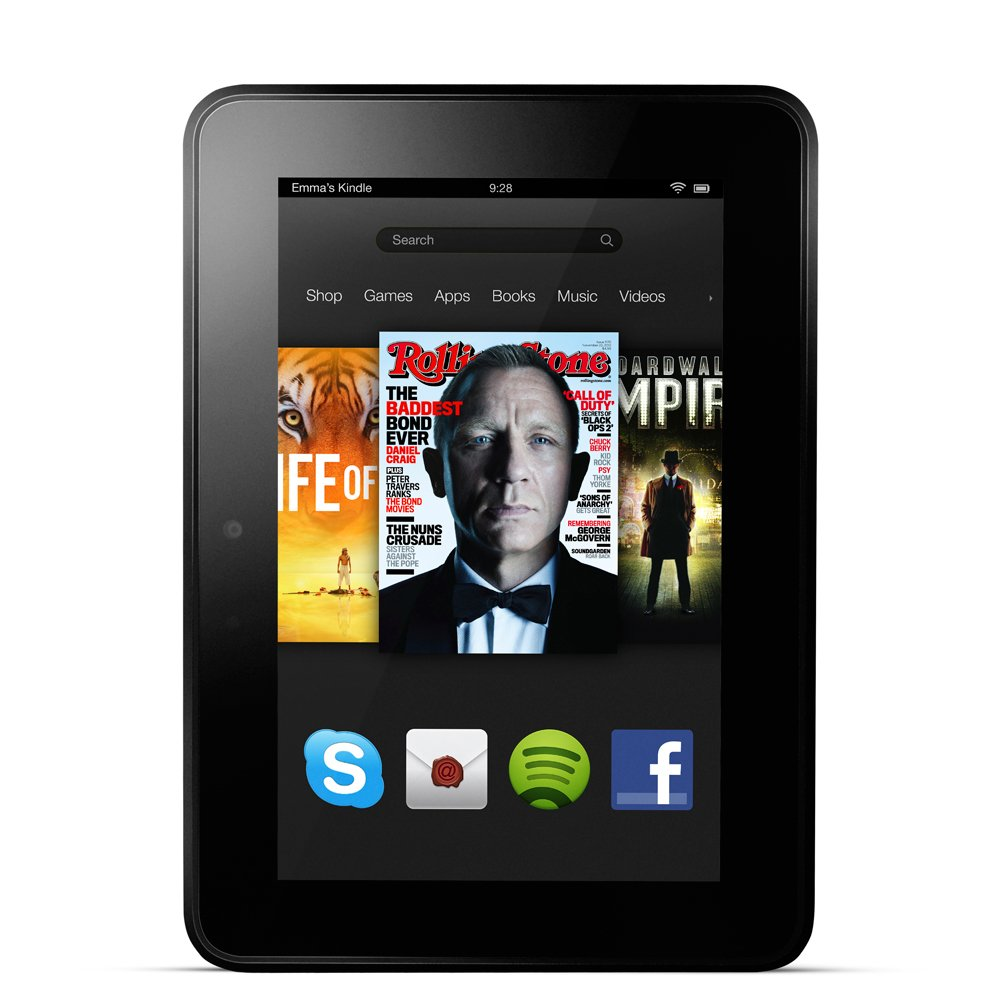 "Amazon ""Fire"" Android Tablet Undermines Google"