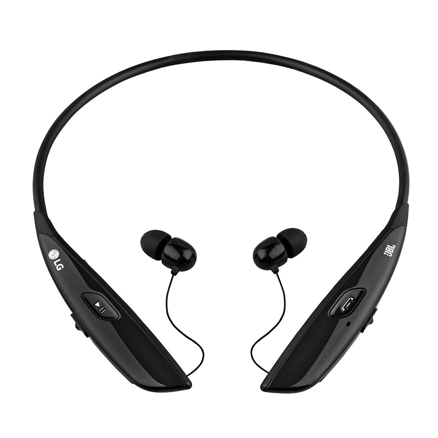 LG Electronics Tone Ultra HBS-810 Bluetooth Wireless Stereo Headset - Retail Packaging - Black by LG