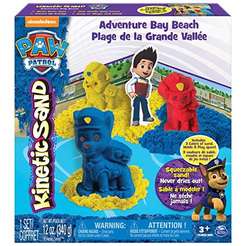 Kinetic Sand, Paw Patrol Adventure Bay Beach...