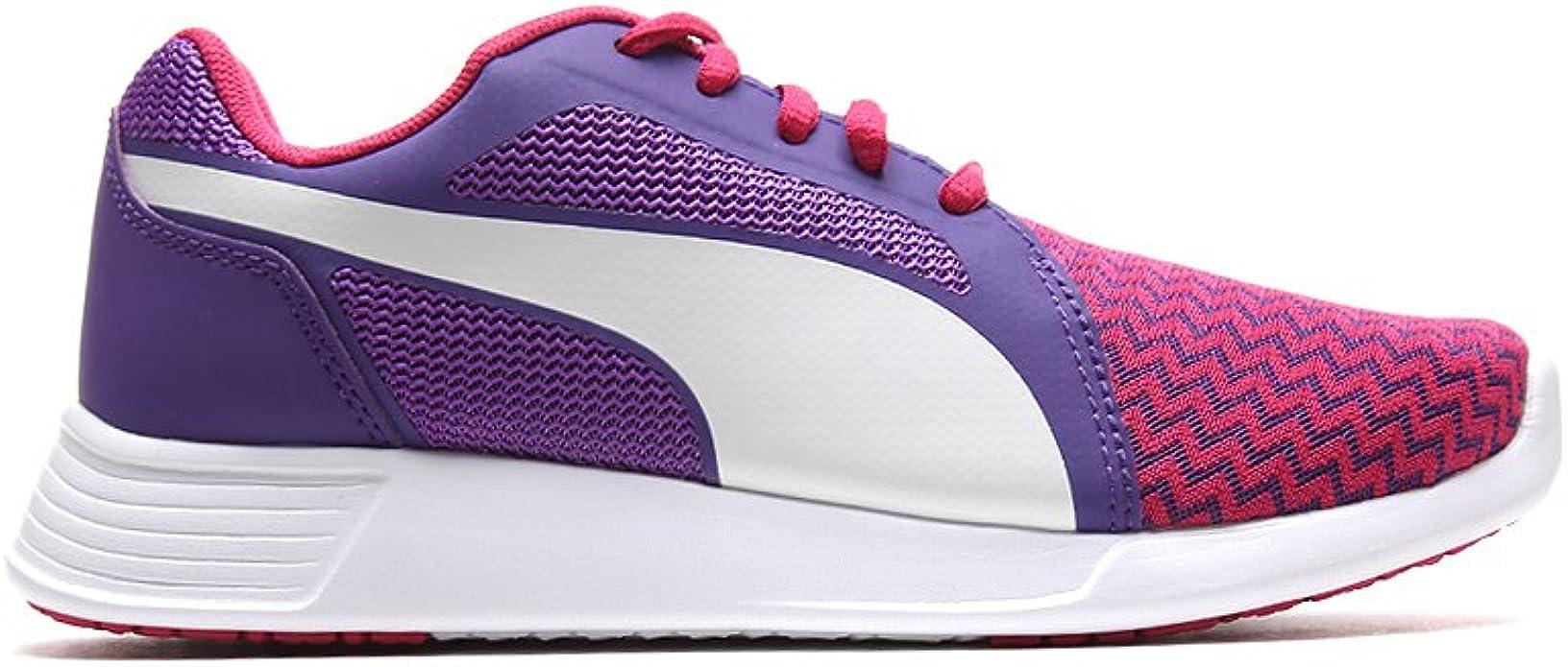 Puma - Zapatillas de Nordic Walking de Lona para Mujer Rosa Fucsia: Amazon.es: Zapatos y complementos