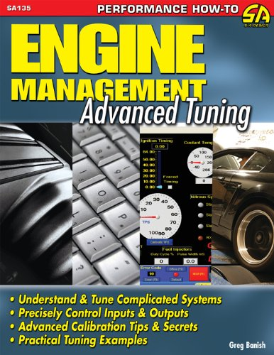 Engine Management: Advance Tuning (Computer Hp Parts)