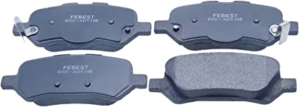 Genuine TOYOTA Venza 2009-2015  Rear Brake Pads Set  04466-0T010 OEM