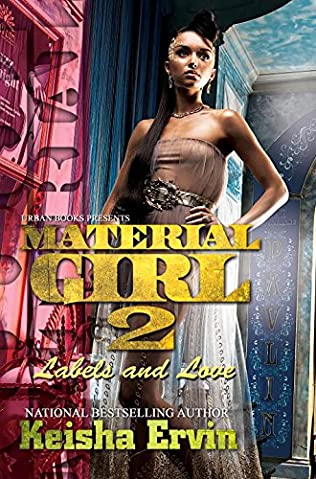 book cover of Material Girl 2