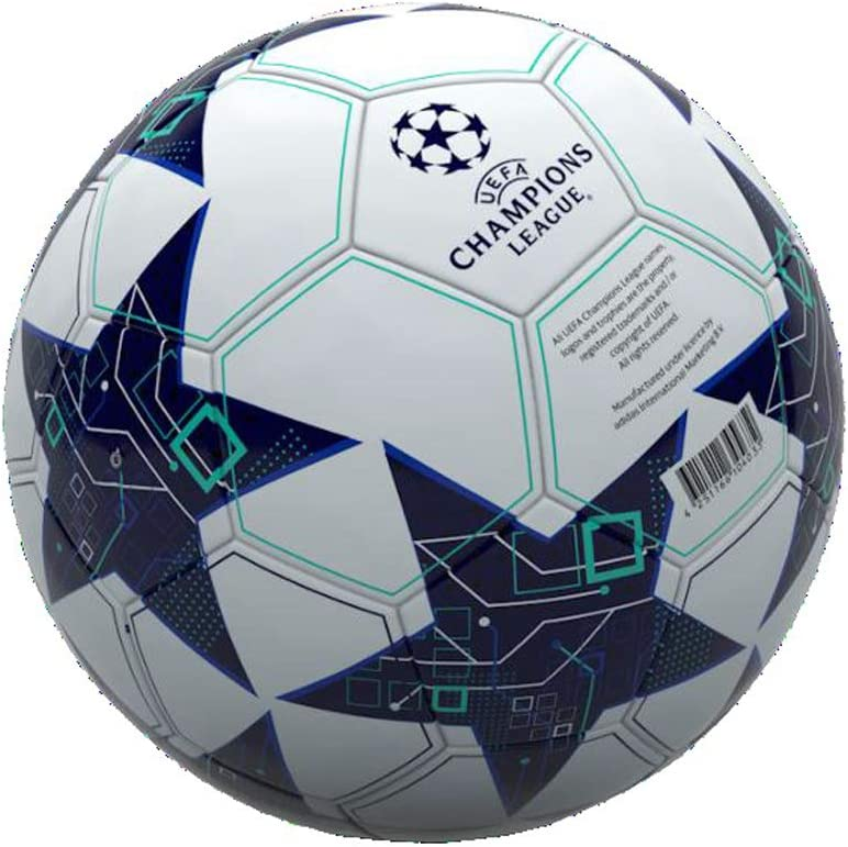 Mondo UEFA Champions League Leather Football in Gift Box,AC Milan ...