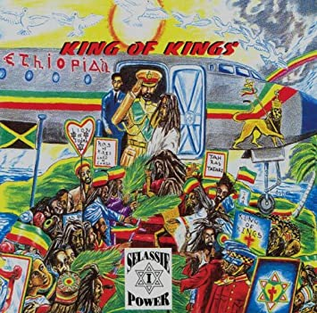 Image result for rasta reuben kwabena king of kings