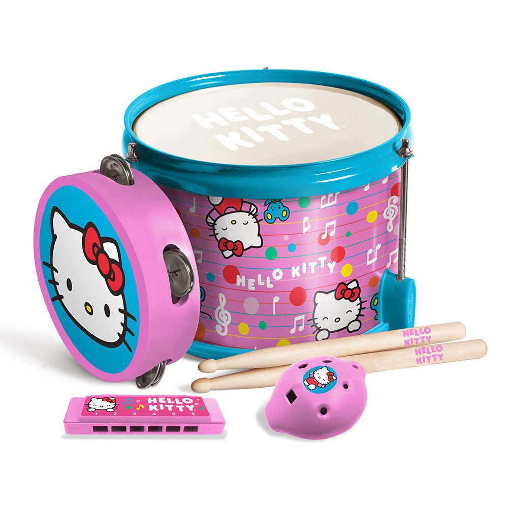 Hello Kitty Fun in A Drum HK7075 by First Act
