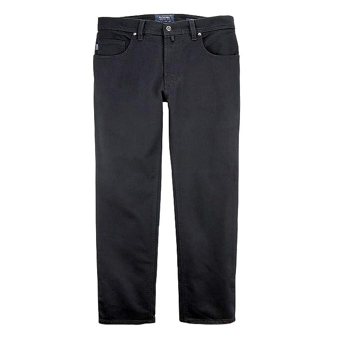 heiß-verkauf freiheit klar in Sicht 2019 professionell Pionier Jeans-Hose große Größen schwarz