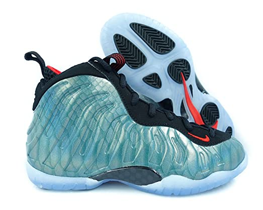 2b85b858865 ... australia nike posite one foamosite gone fishing ps 723946 300 boys  girls youth sz 3y e46c9