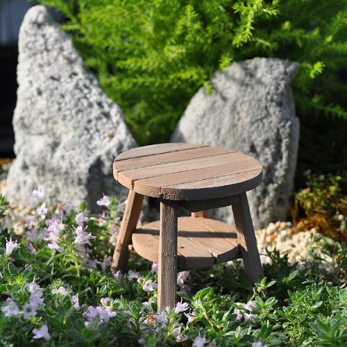 Fairy Garden Miniature Adirondack Weathered product image