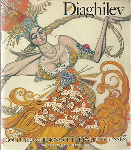 Diaghilev: Costumes & Designs of the Ballets ()