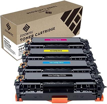 305X 305A CE410X CE410A CE411A CE412A CE413A Toner Cartridge for HP NON-OEM