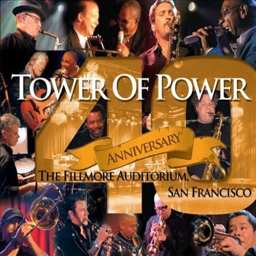 40th Anniversary (CD & DVD) by Tower of Power (2011-02-22) ()