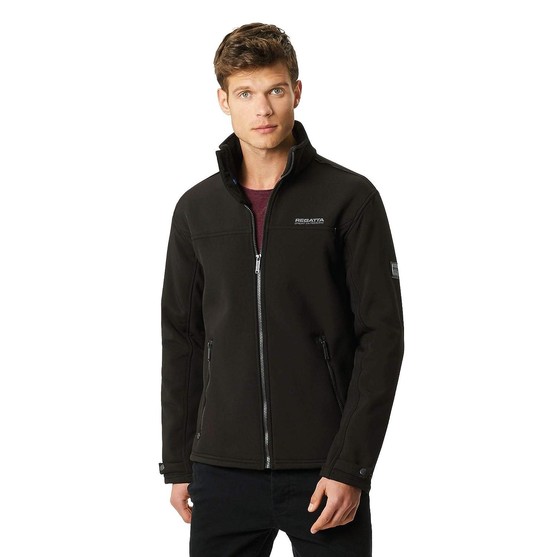 Regatta da uomo Cornell antivento softshell giacca RML159