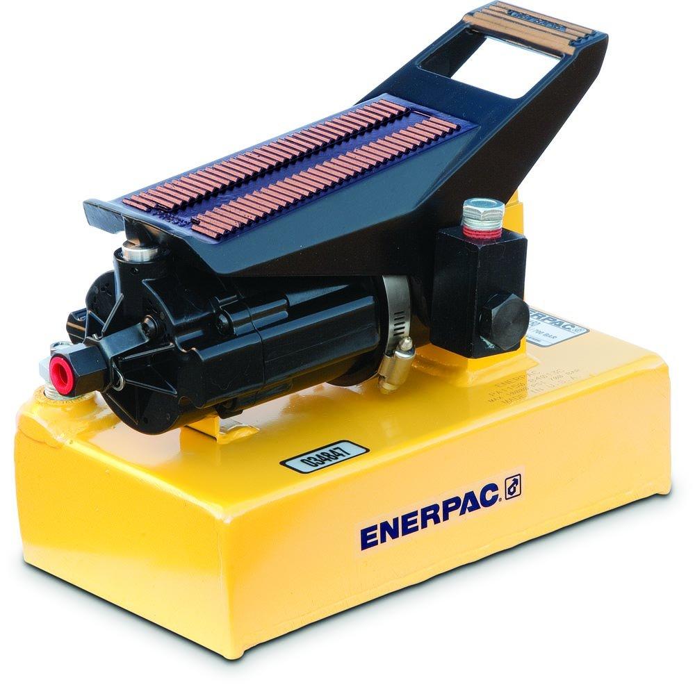 Enerpac PA-1150 Air Hydraulic Pump with 10,000 Pounds Per Square Inch