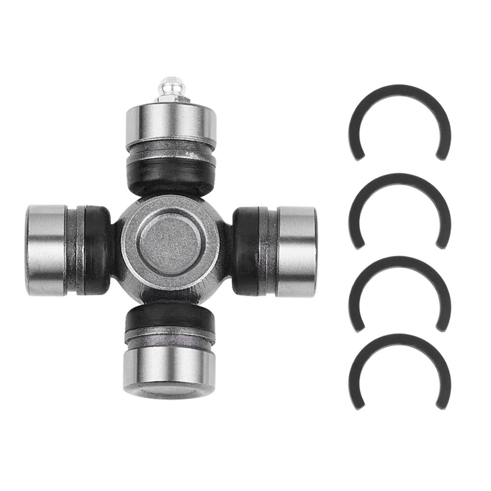 Universal Joints Staked-In Universal Joint U-Joint for Honda CRV Drive//Prop Shaft 1997-2001