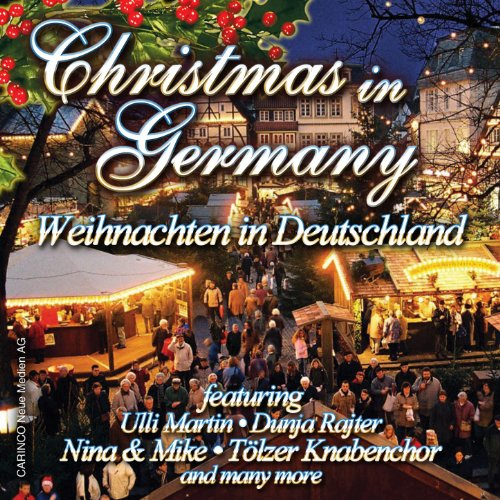 german christmas deutsche weihnacht by various artists on. Black Bedroom Furniture Sets. Home Design Ideas