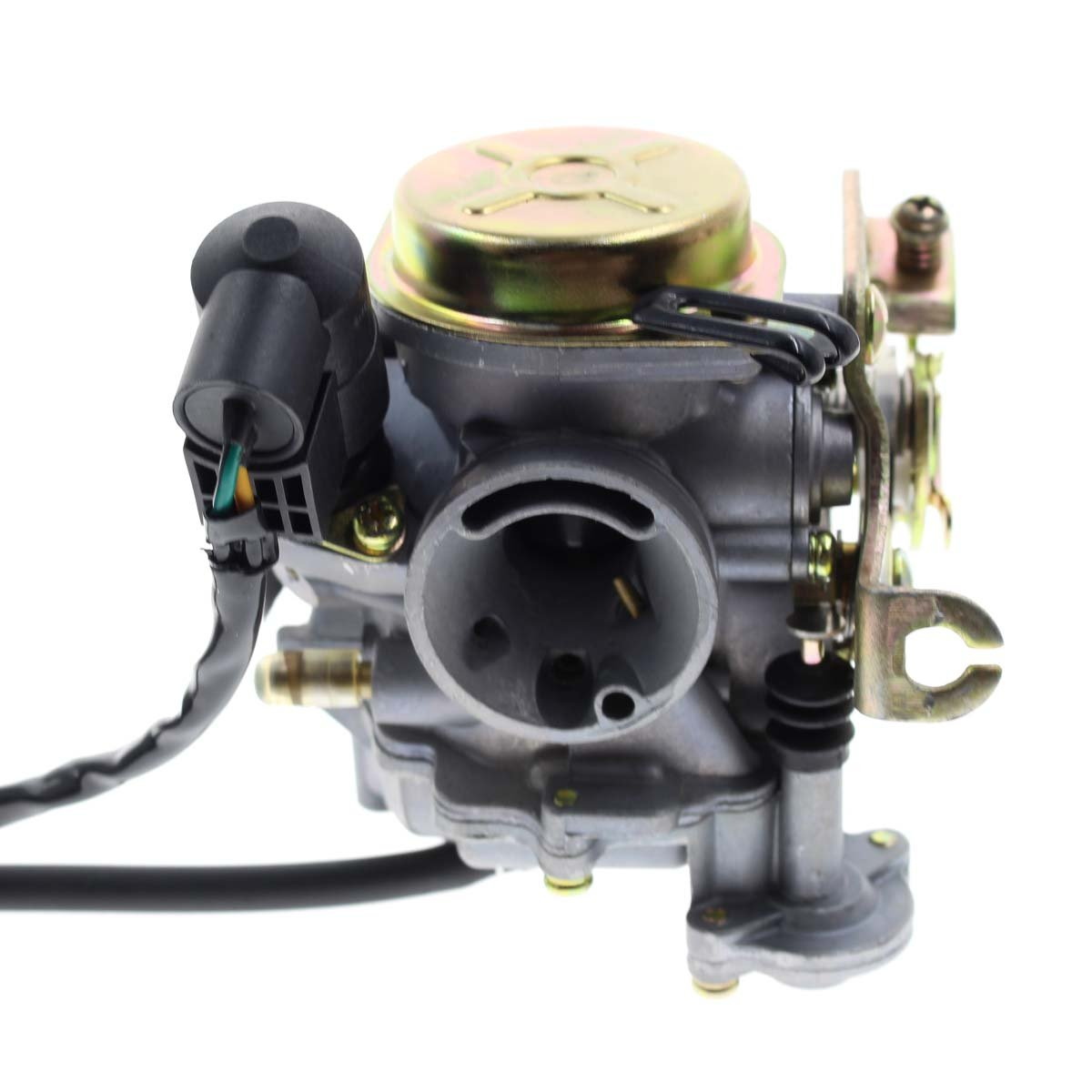 Carbhub GY6 50cc Carburetor for GY6 49cc 50cc Four Stroke Chinese Scooter Moped Taotao Kymco Carbour