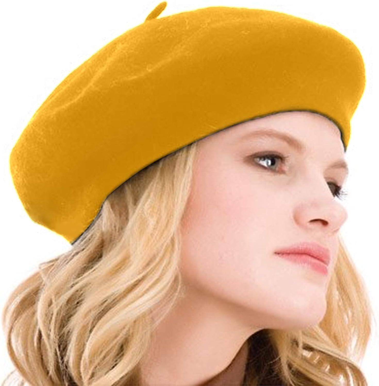 Kimming Beret Wool French...